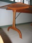 Cherry Shaker trestle table