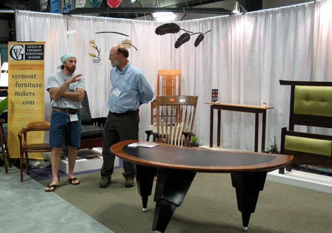 Guild of Vermont Furniture Makers Featured Fall Events