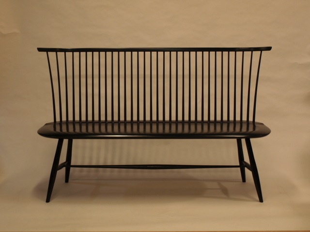 5 Waltham Bench W Thin Crest Rail Guild Of Vermont