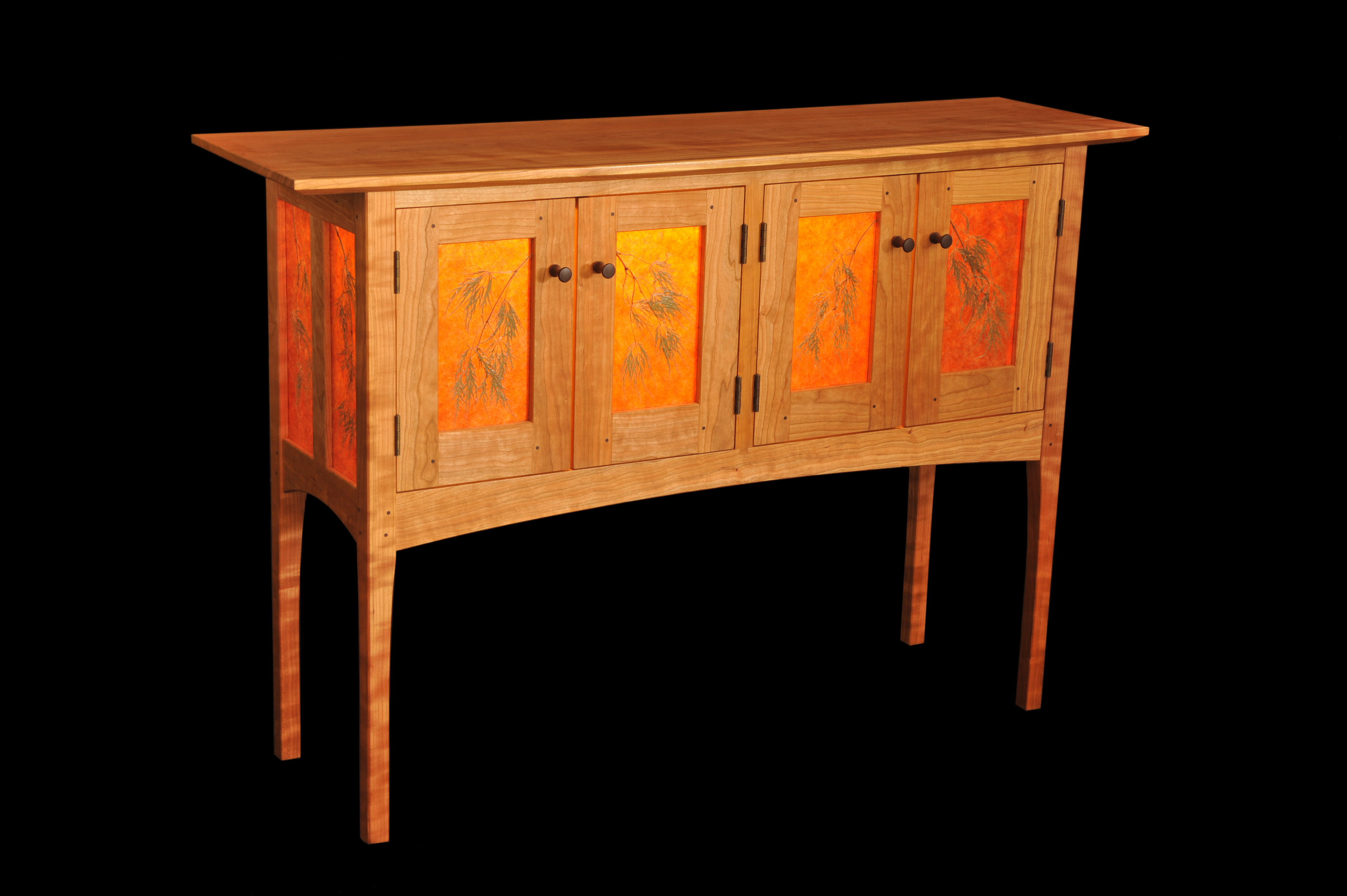 Guild of Vermont Furniture Makers Sideboard by Clarner Woodworks