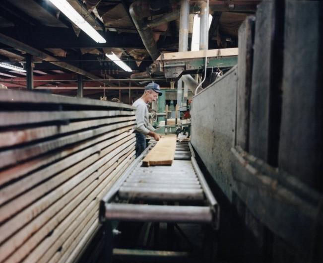 Vermont Steambent Hardwoods