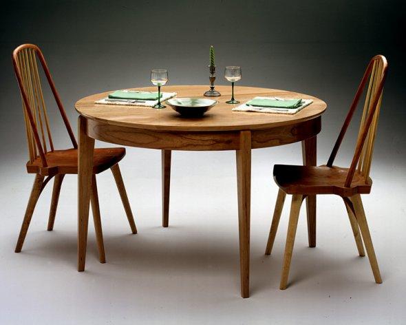 Custom Ming Shaker Dining Set