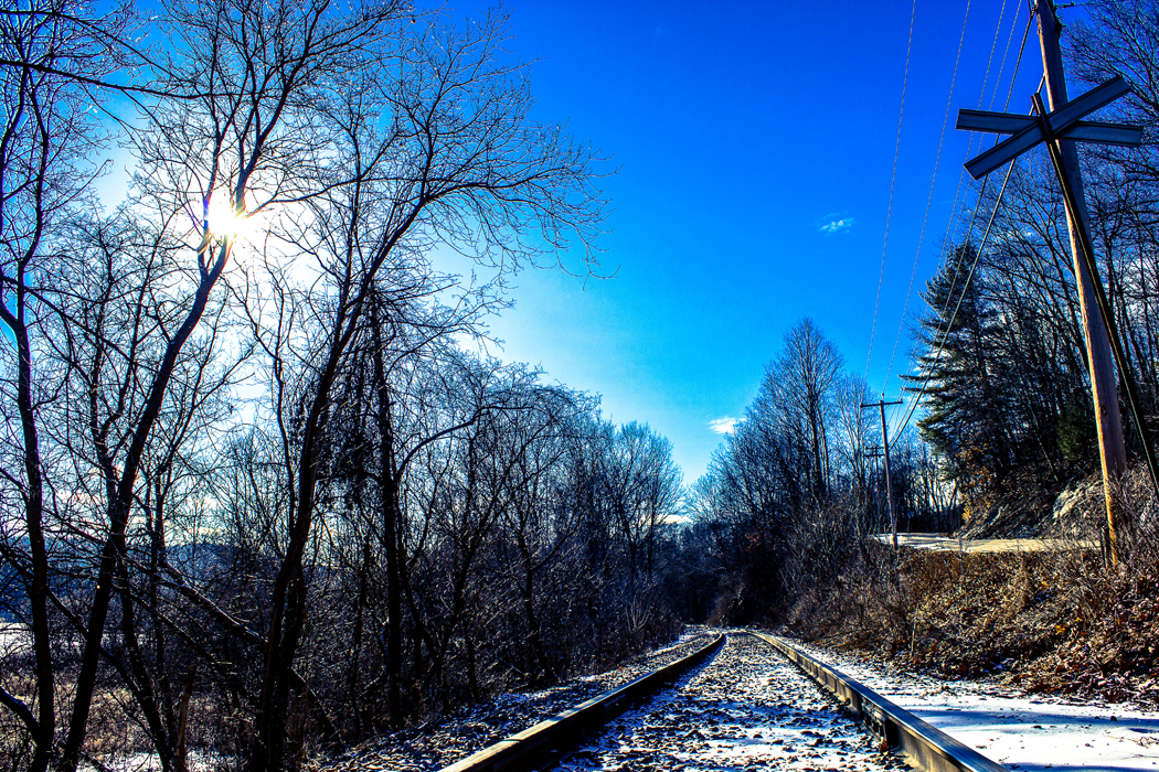 Winter Railway, Courtesy of Route 7 Social