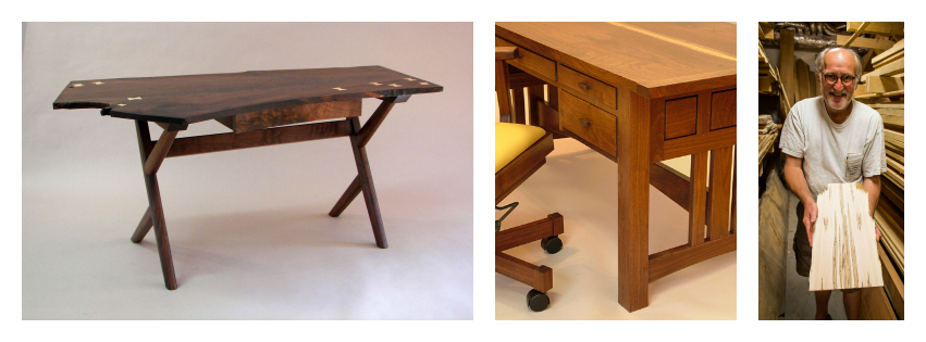 Sustainably Harvested Custom Furniture Made in Vermont