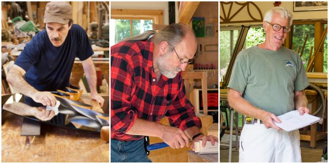 American Craftsmen Making Custom Studio Furniture