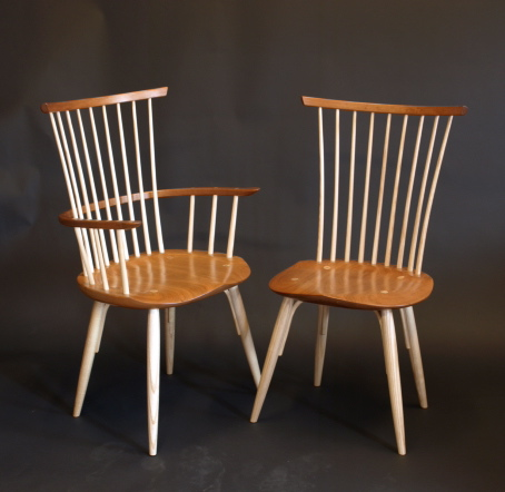 Handmade Custom Dining Chairs Vermont