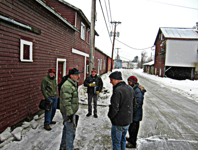 Winter Meeting, Photo Courtesy Chris Ericson Furniture