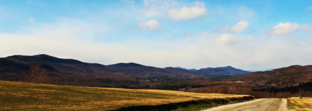 vermont scenery danby mountain