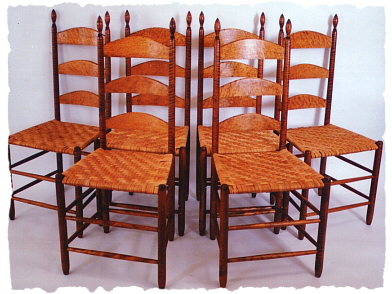 enfield shaker chairs
