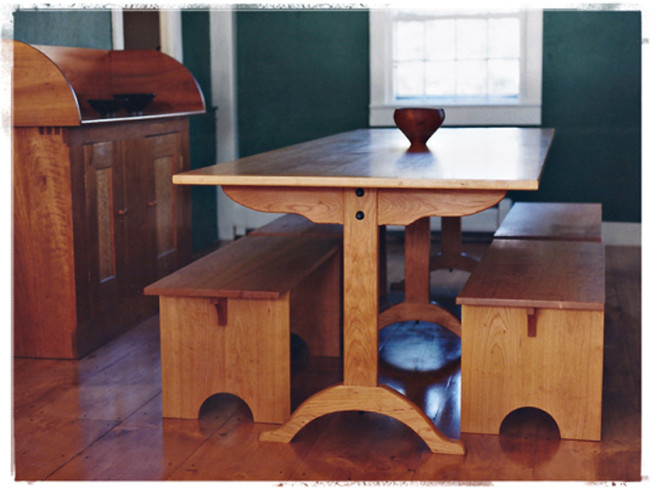Shaker Furniture Guild Of Vermont Furniture Makers