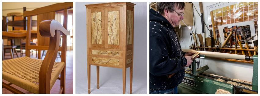 Five in 5 Portrait: Joe Breznick Fine Woodworking