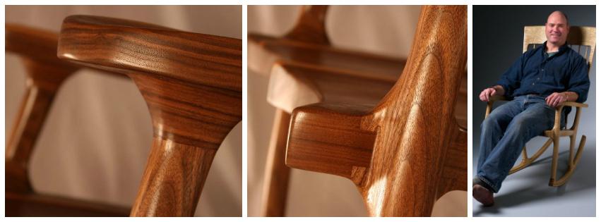 Five in 5 Portrait: Kit Clark Furniture
