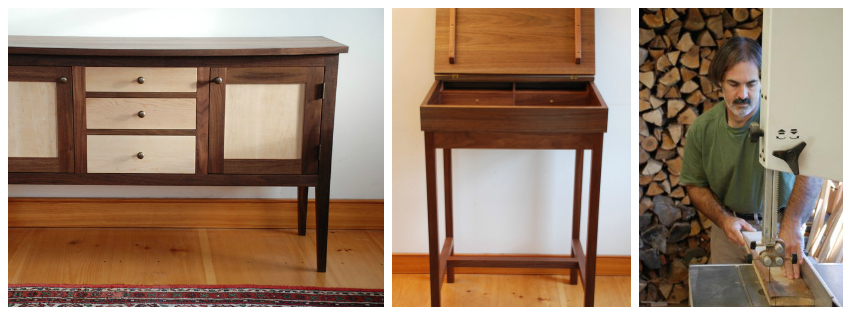 Five in 5 Portrait: Paul Donio & Hawk Ridge Furniture
