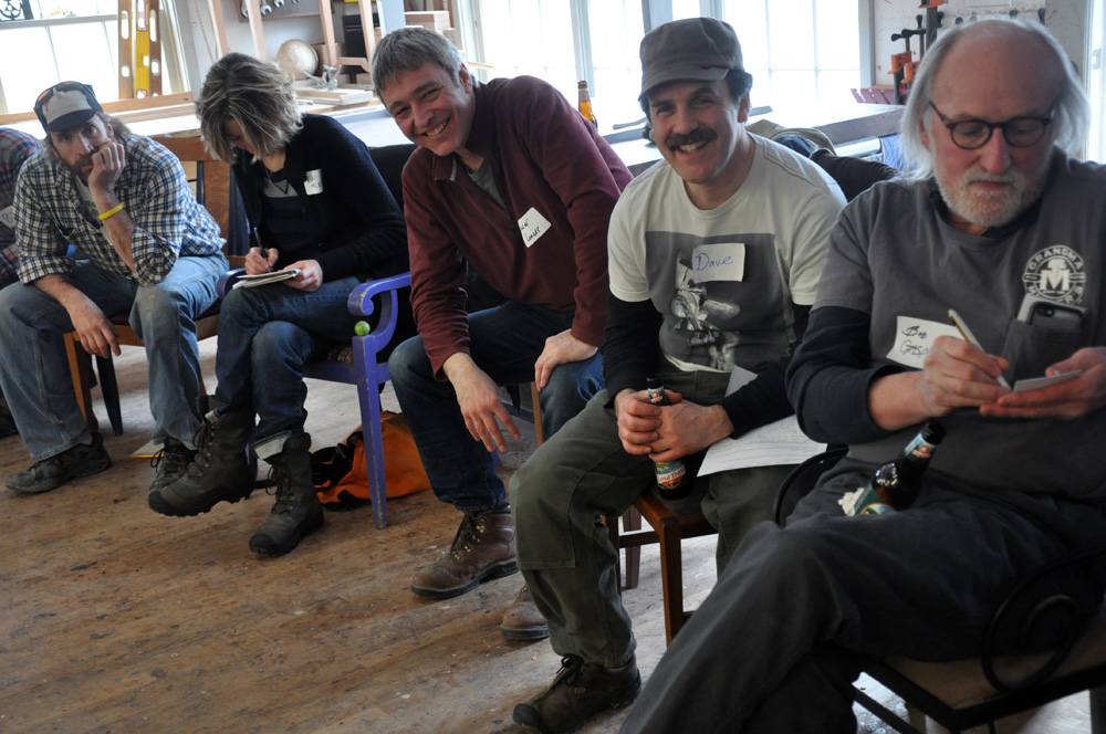 Vermont Furniture Makers Keep it Fun, Keep it Local