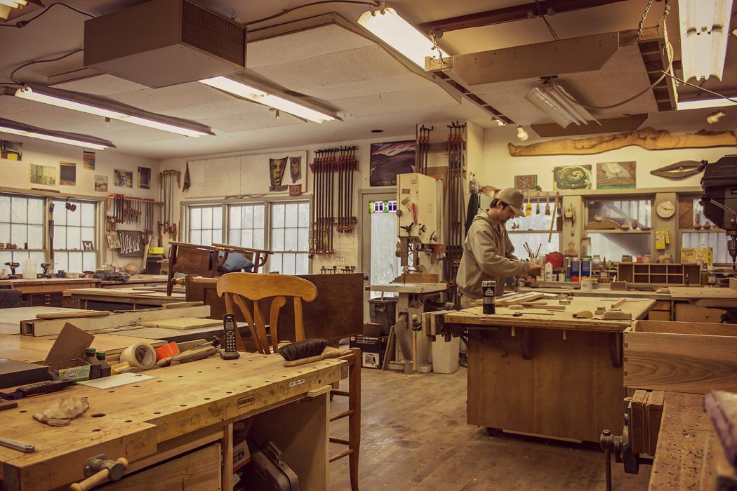 Dan Mosheim And Dorset Custom Furniture, Dorset Furniture Makers