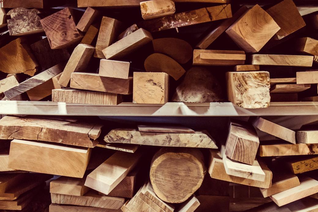 Vermont Furniture Maker's Stash