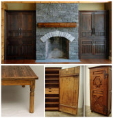 Handcrafted Reclaimed Wood Furniture