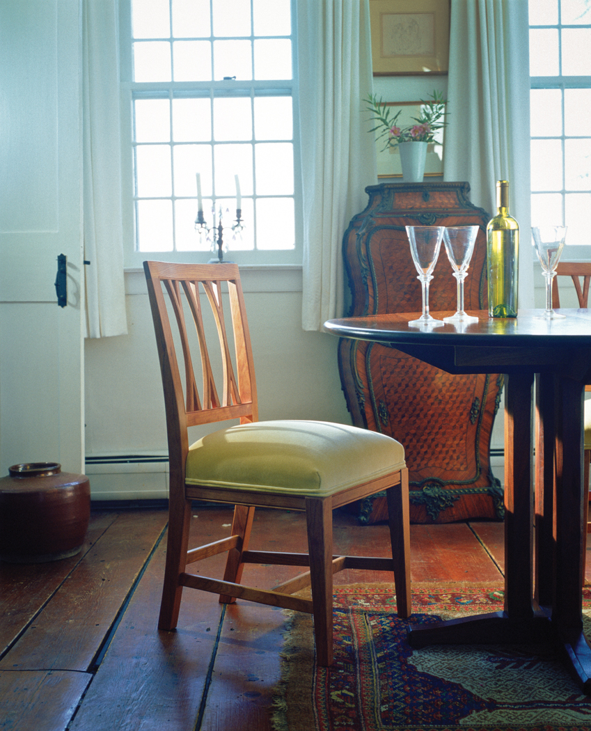 Handcrafted Anna Liffey Chairs, Courtesy ShackletonThomas