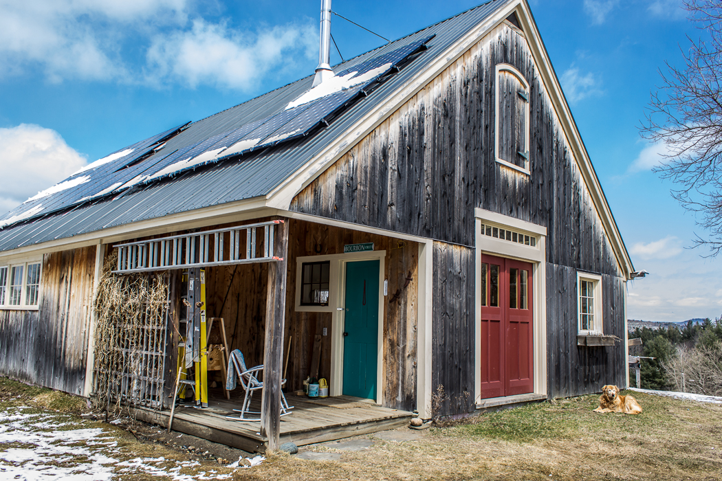 Solar Powered Furniture Shop Vermont