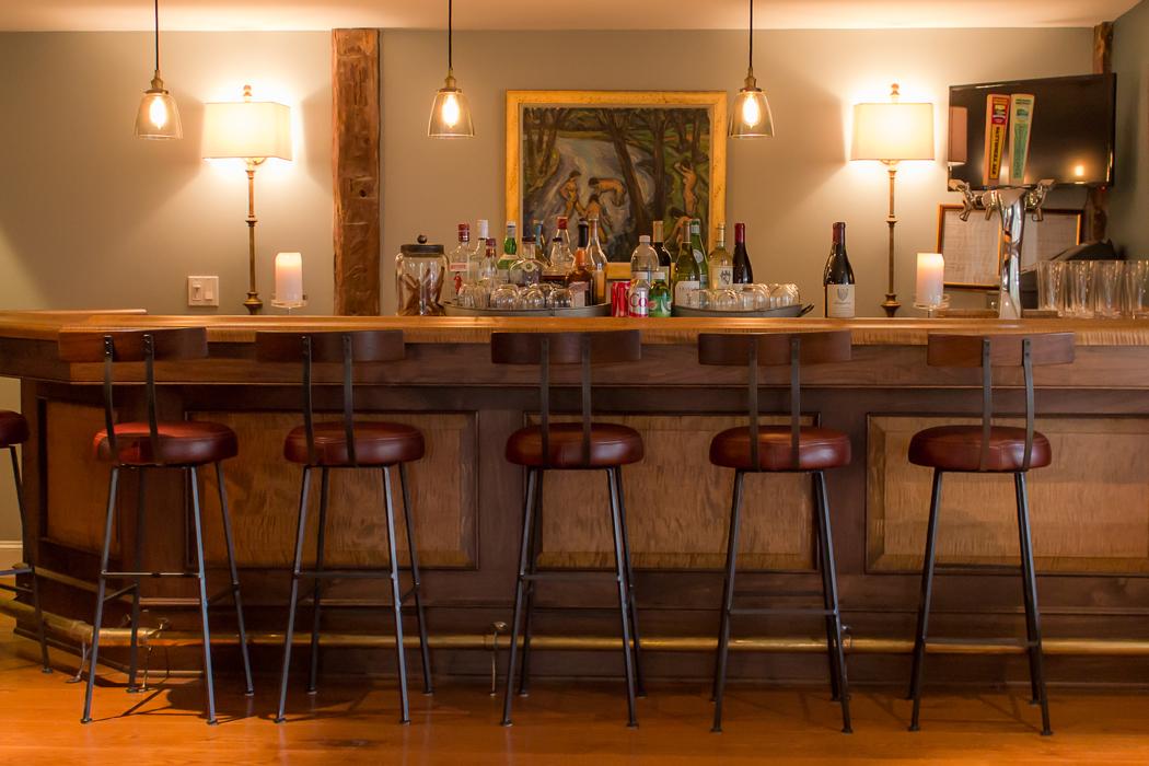 Dorset Custom Furniture, Custom Bar Stools