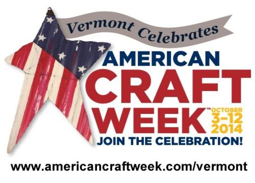 Vermont Celebrates American Craft Week