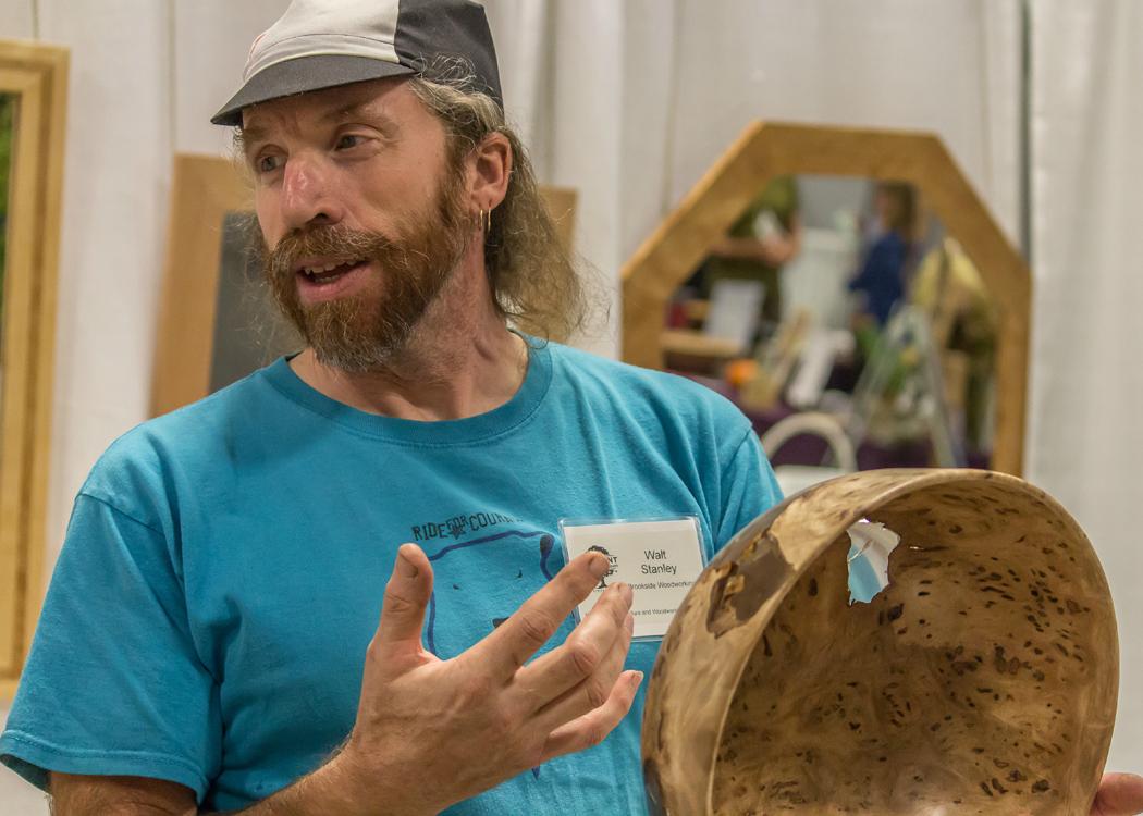Vermont Craftsman Walt Stanley