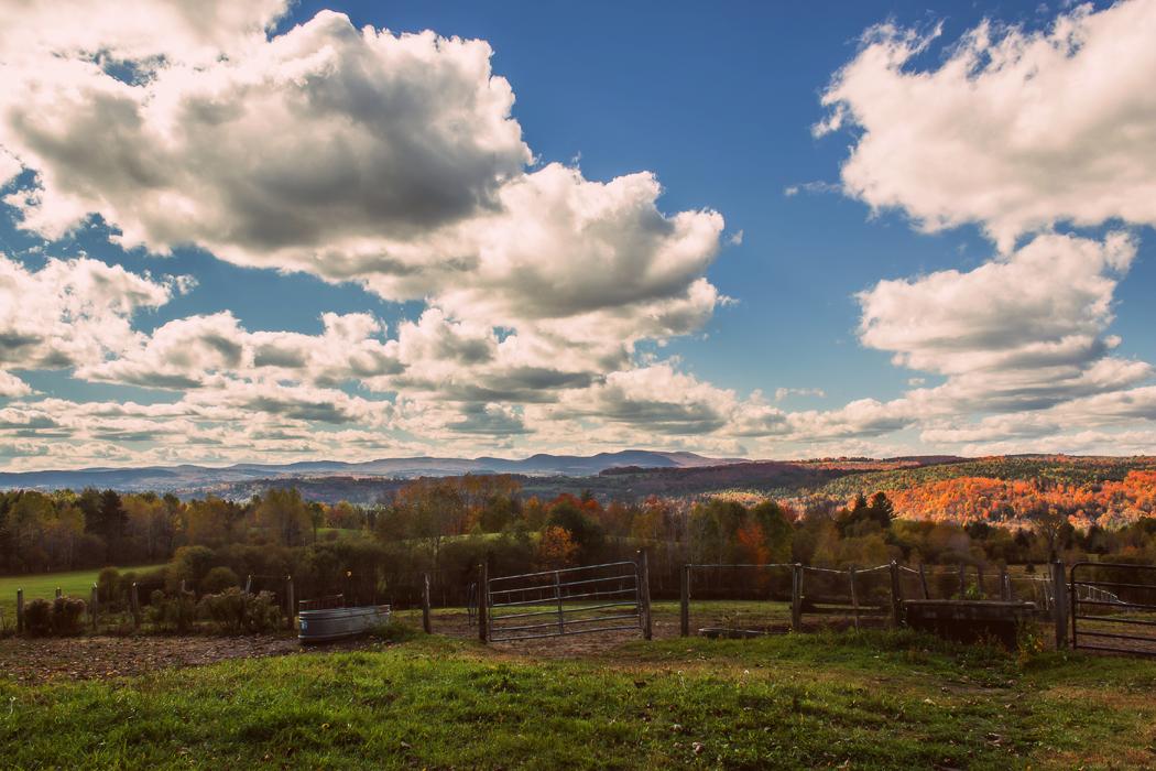 Northeast Kingdom Vermont