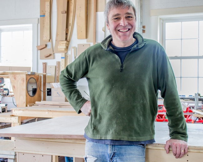 John Lomas, Vermont Furniture Maker