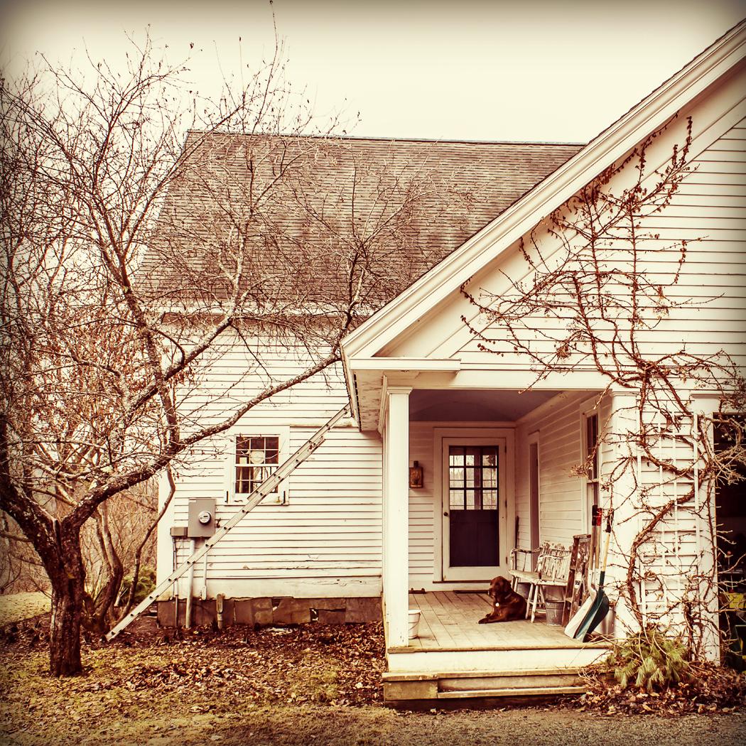 Pomfret Vermont Farmhouse