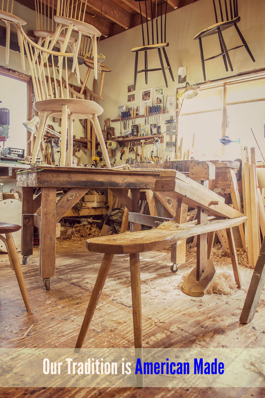 Handcrafted Furniture Custom Made in Vermont