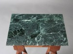 Vermont verde green marble table top