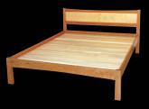 Asian platform bed