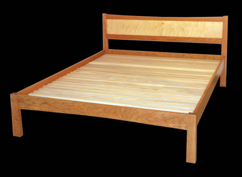 Asian Platform Bed | Guild of Vermont Furniture Makers