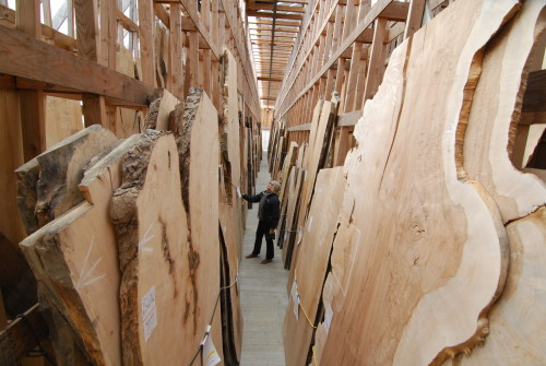 Berkshire Products - unique lumber & burls