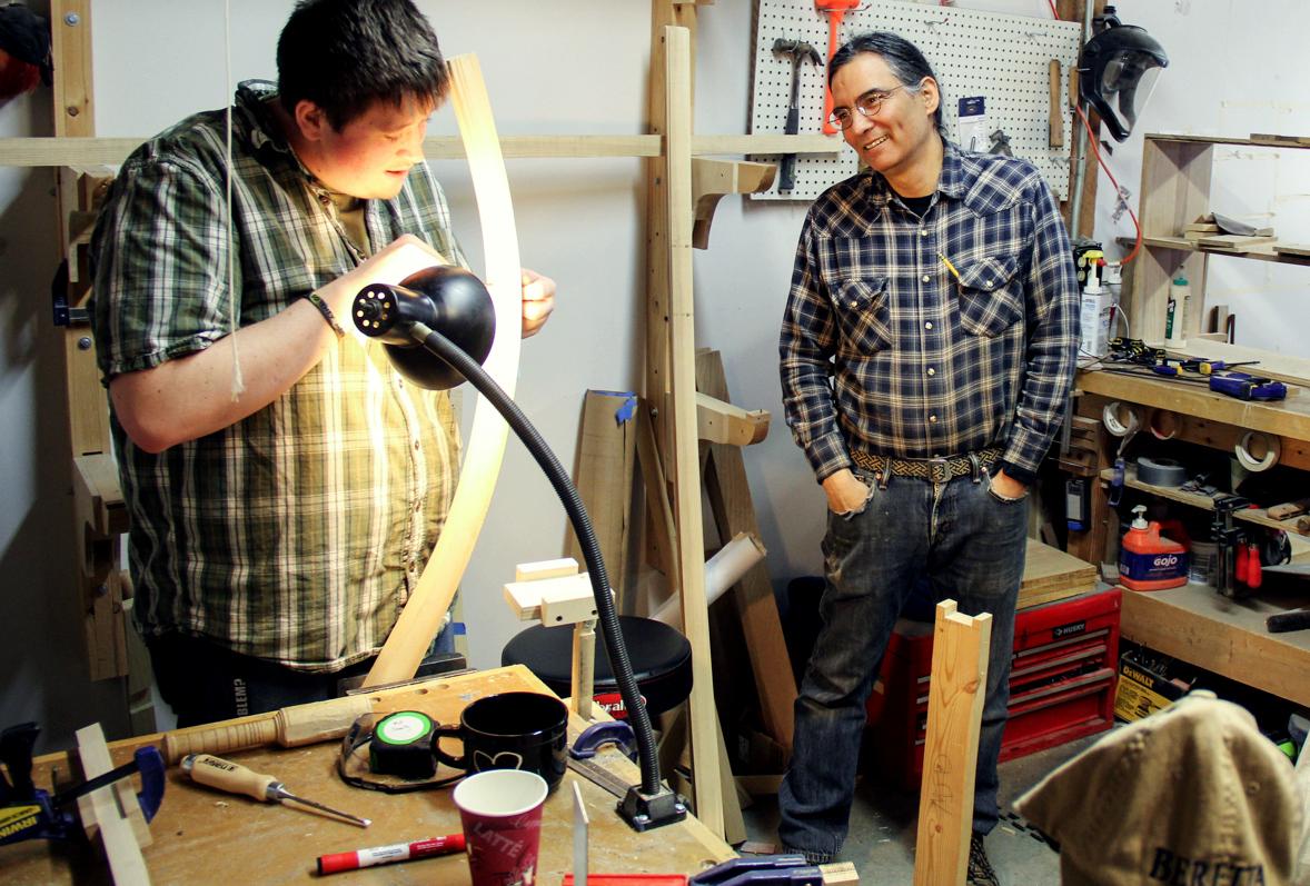 Vermont Woodworking School Students Love Their Work