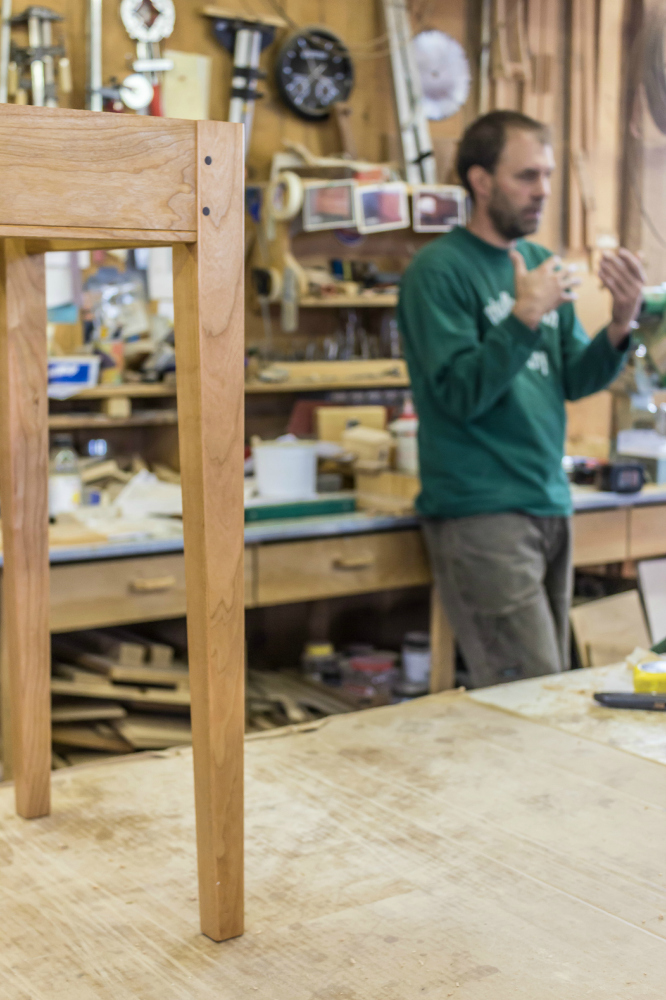 Doug Clarner Introduces Vermont Table Company