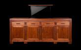 Modern Classic Media Cabinet