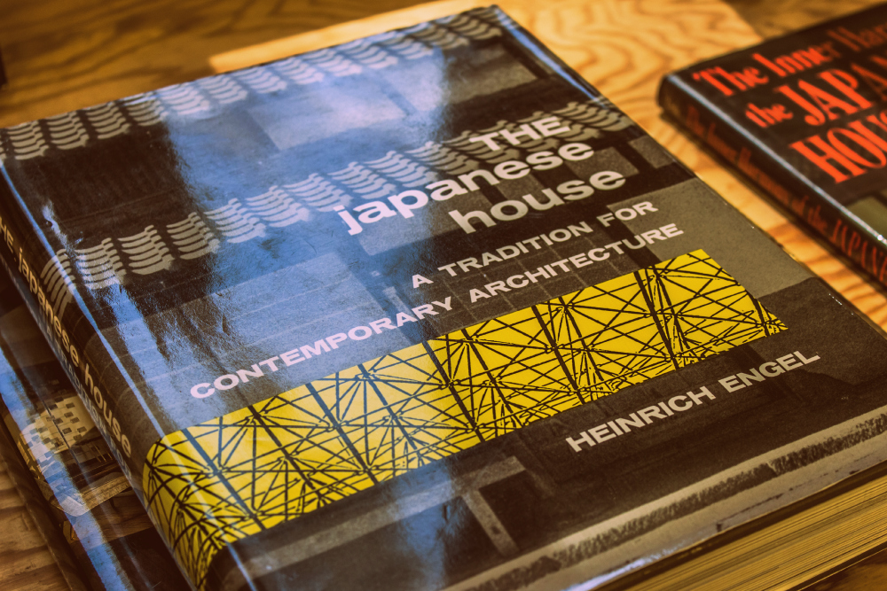 Engel's book on Japanese architecture