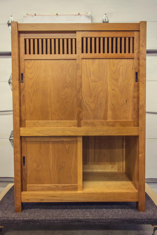 Tansu cabinet by Hayama Cabinetmakers