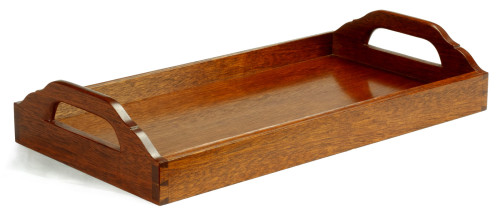 Mahogany Tea Tray