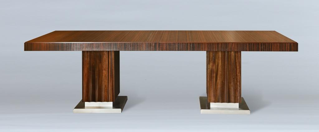 Macassar table