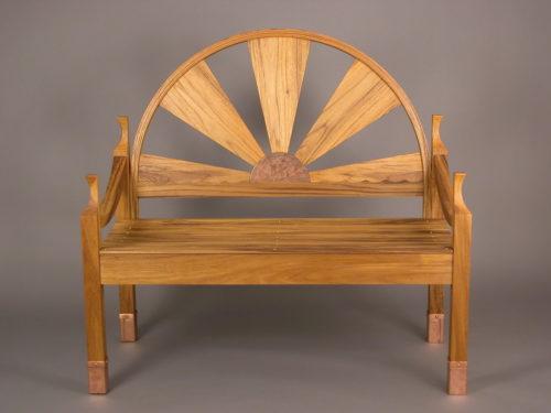 John-lomas-sunset-bench