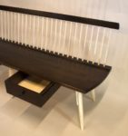mid-century, modern, bench, windsor, Timothy Clark