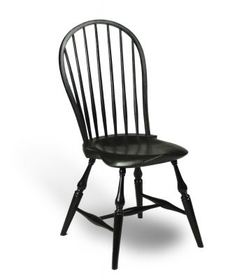 3-4 view of the windsor bowback side chair