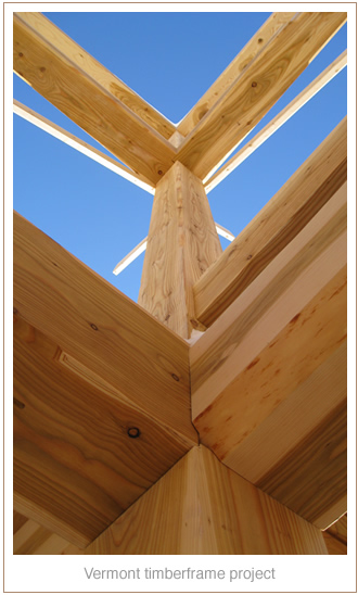 Working Lands Enterprise Initiative Currier Forest Products Timberframe